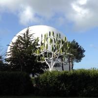 Arbre à vent (photo : Michaud LARIVIERE)