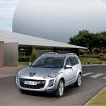 Shooting photo pour com interne société Peugeot