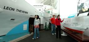 Exposition les télécommunications sous-marines