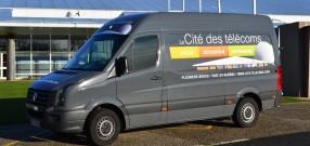 Ateliers itinérants Cité des télécoms
