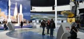 Expositions les télécommunications spatiales